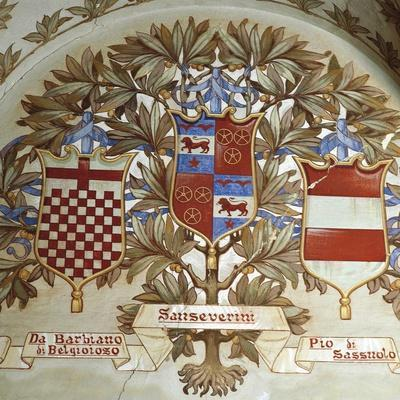 Coats of Arms of Italian Families