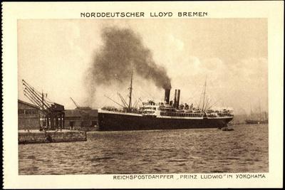 Norddeutscher Lloyd Bremen, Dampfer Prinz Ludwig