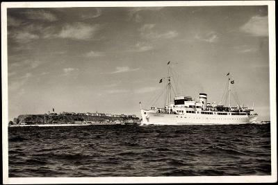 Norddeutscher Lloyd Bremen, Dampfschiff Königin Luise