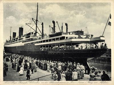 Norddeutscher Lloyd Bremen, Dampfer Columbus