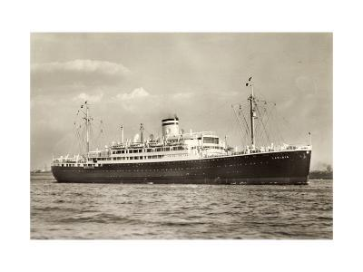 Siosa Line, Doppelschrauben Dampfschiff Caribia