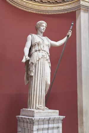 Statue of Ceres, Second Century AD, Vatican Museums, Rome, Italy