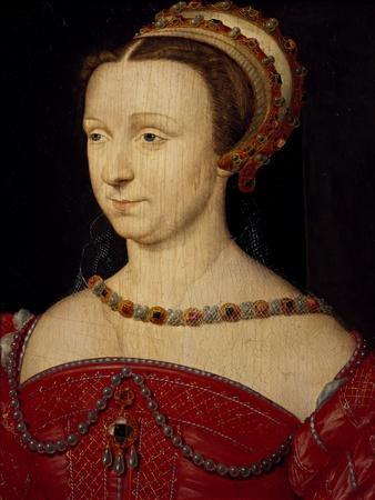 Portrait of Anna D'Este