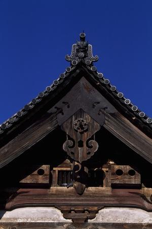 Shitennoji Temple in Osaka, Japan, 7th Century
