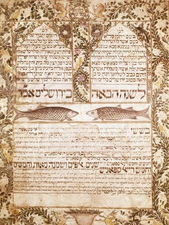 Marriage Contract from Singapore, Hebrew Manuscript