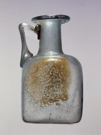 Glass Unguentarium from Zadar, Croatia