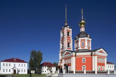 Monastery of Holy Trinity, Rostov, Russia