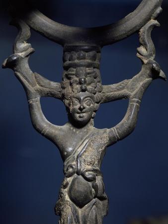 Nubian Lucerne, Bronze, Detail