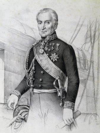 Portrait of Admiral Albini, Italy
