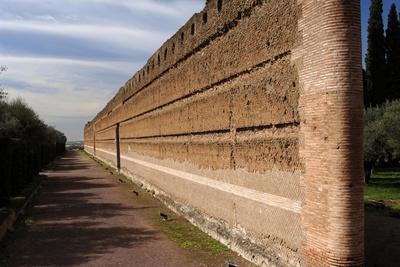 Hadrian's Villa, Pecile, Italy