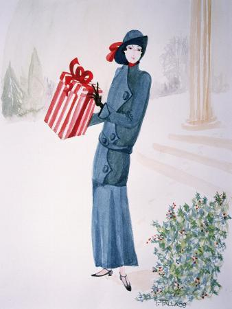 The Gift, 1920's Card