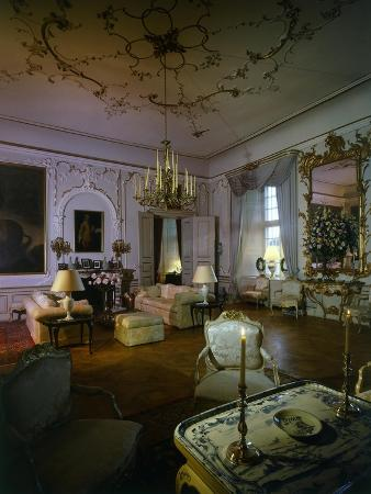 King's Room, Valdemars Castle, Tasinge, Denmark