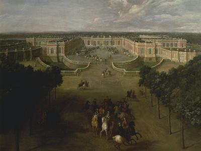 The Grand Trianon at Versailles, France 18th Century
