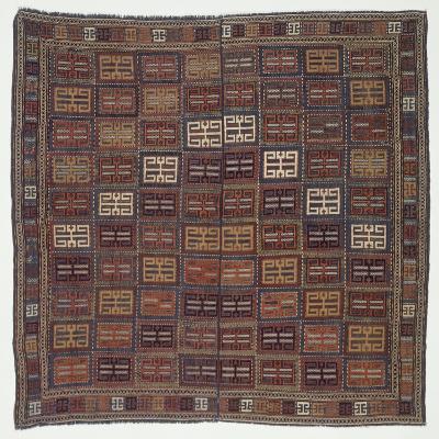 Rugs and Carpets: Azerbaijan - Woollen Kilim Carpet