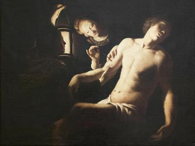 Saint Sebastian Healed by Saint Irene, Bigot Trophime, 1579-1650