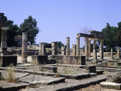 Greece, Brauron, Sanctuary of Artemis,5th Century BC, Ancient Greece