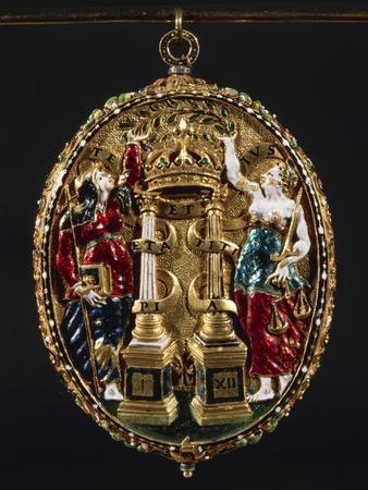 Medallion, 16th Century