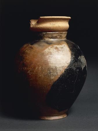 Cinerary Urn, from Necropolis of Ameglia, Province of La Spezia