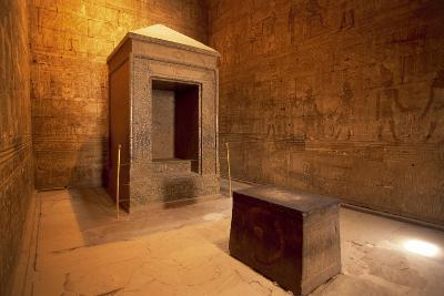 Sanctuary at Temple of Horus