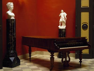 Braitkopf and Hartel Piano Which Belonged to Richard Wagner