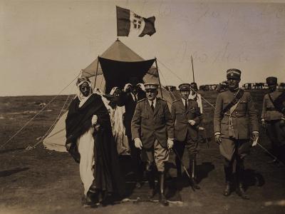 Bu Maciam Agreement, 1935, Ethiopian War, Ethiopia