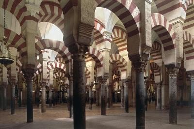 Spain, Andalusia, Cordoba, Historic Centre, Great Mosque or Mezquita