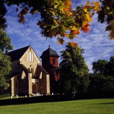 Skokloster Church, Former Cistercian Church, Sweden, 13th Century