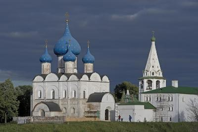 Russia, Suzdal, Fortified Citadel 'Kremlin', Cathedral of Nativity