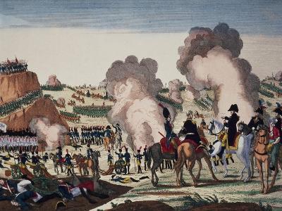 Napoleon Winning the Battle of Jena, October 15, 1806