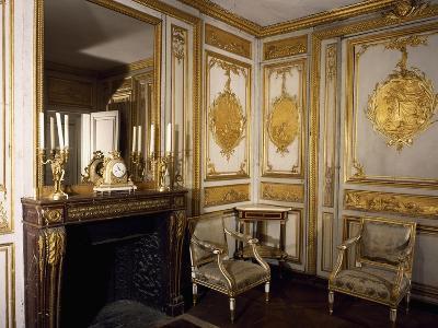 Louis XV's Toilette, Palace of Versailles, France