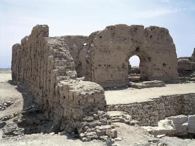 Egypt, Al Asasif, Tomb of Sheshonq I