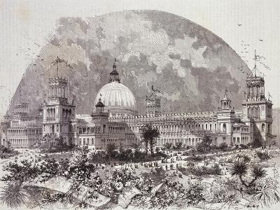Garden Palace of the Sydney International Exhibition, 1879