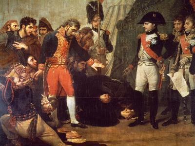 Madrid Surrendering before Napoleon in 1808, Napoleonic Wars, Spain