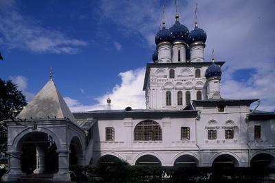 Our Lady of Kazan Church, Kolomenskoye, 1660, Russia
