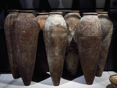 Jars, Terracotta