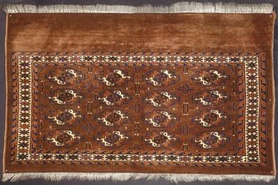 Rugs and Carpets: Russia - Turkestan - Tekke Joval Carpet