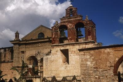 Dominican Republic, Santo Domingo, Cathedral of Santa María La Menor