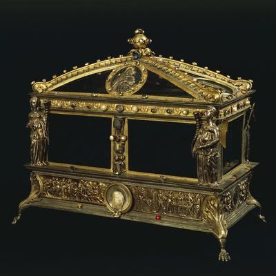 Reliquary of Arm of Saint John the Baptist by Francesco D'Antonio
