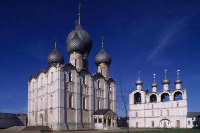Rostov Kremlin, 1670-1683, Russia