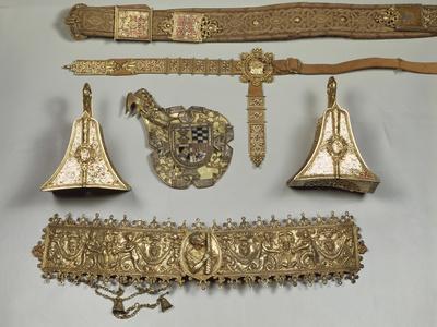 Horse Harness Belonged to Marquis Villena.