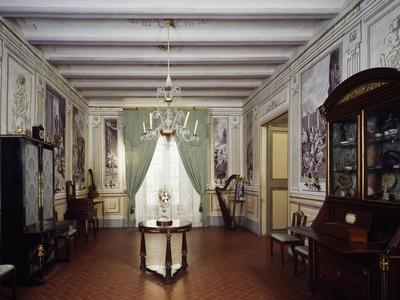 Music Room, Romantic Museum, Sitges, Spain