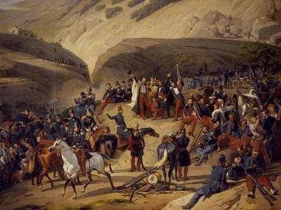 Battle of Kabylia During Conquest of Algeria