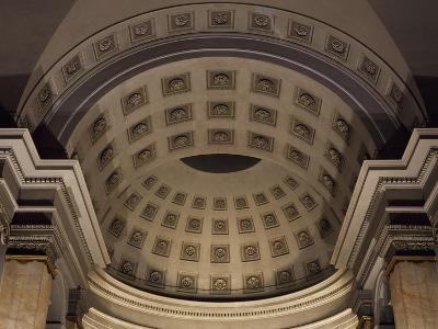 Architectural Detail from Ceiling, Church of Sant'Antonio Taumaturgo, Friuli-Venezia Giulia