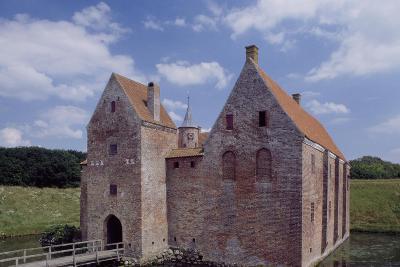 Castle Spottrup, Skive, Jutland, Denmark, 16th Century