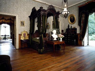 Bedroom of Giuseppina Strepponi, Second Wife of Giuseppe Verdi