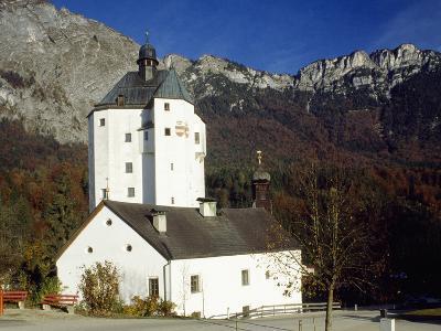 Castle Mariastein, Tyrol. Austria