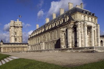 Chateau De Vincennes, France, Built from 14th to 17th Centuries