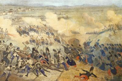 Battle of Magenta, June 4, 1859, Second War of Independence, Italy