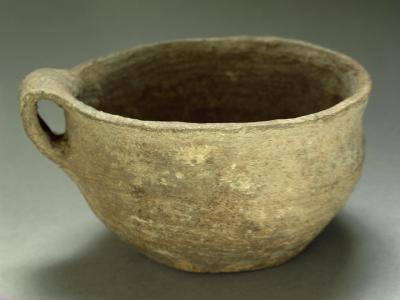 Cup with Handle, from Emilia Romagna Region, Italy