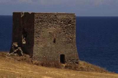 Saracen Watchtower, Ciro Marina, Calabria, Italy